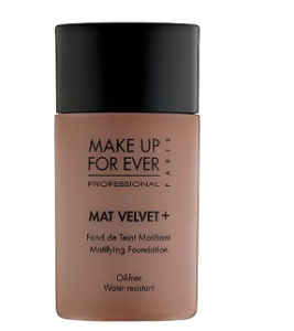 Make Up Forever's Mat Velvet Foundation