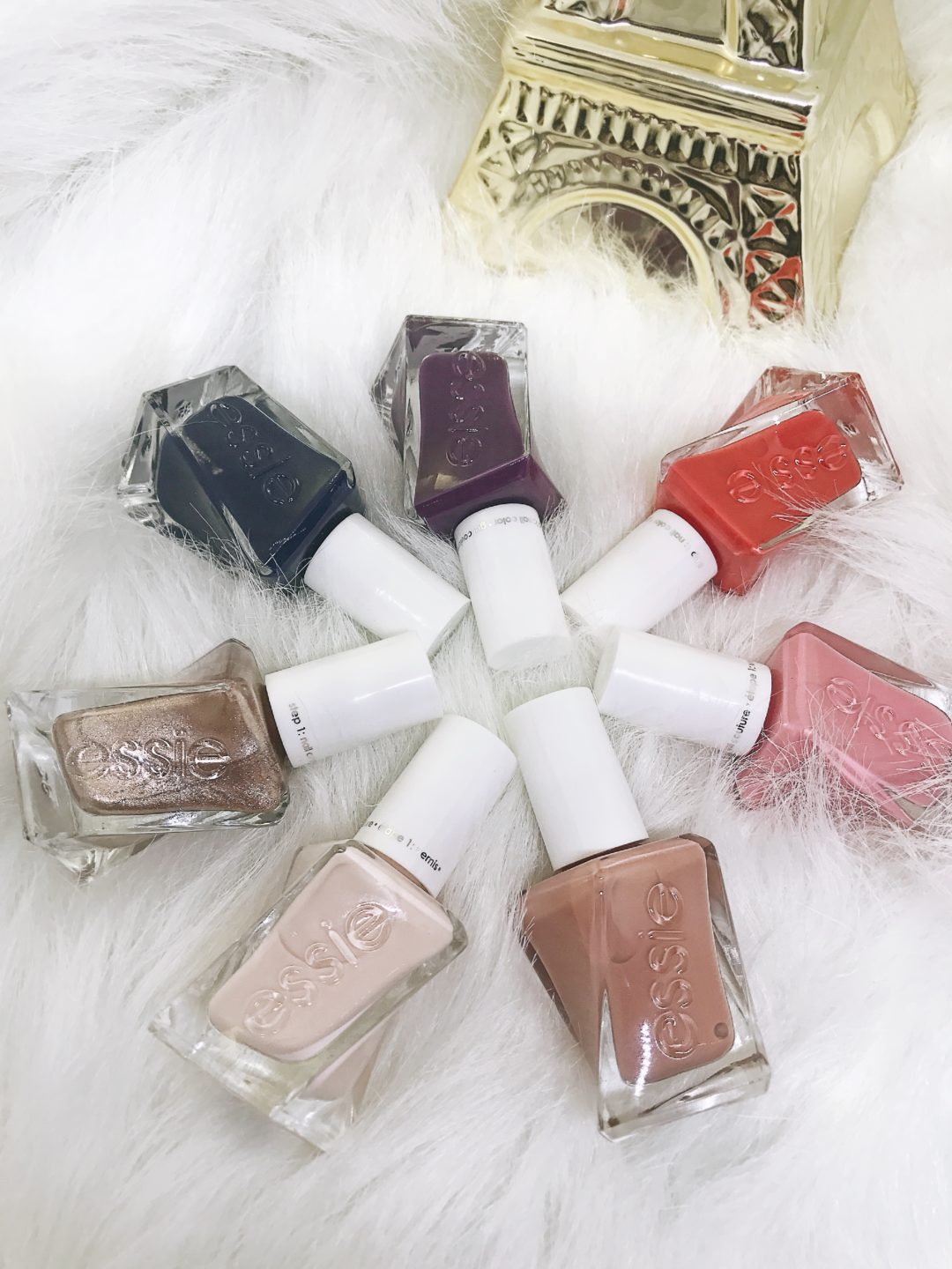 Kimberly Michelle Life Essie Gel Couture Nail Polish